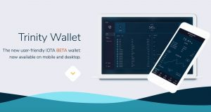 Review: IOTA Trinity Wallet for Android