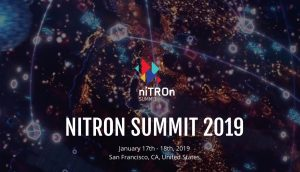 niTRON: Tron(TRX) price surges as  2019 summit begins