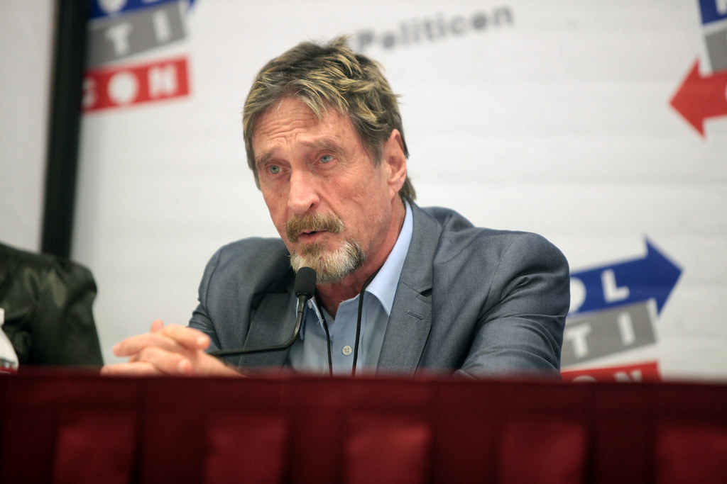 McAfee Has a Change of Heart Satoshi Nakamoto's Identity Will Remain a Secret