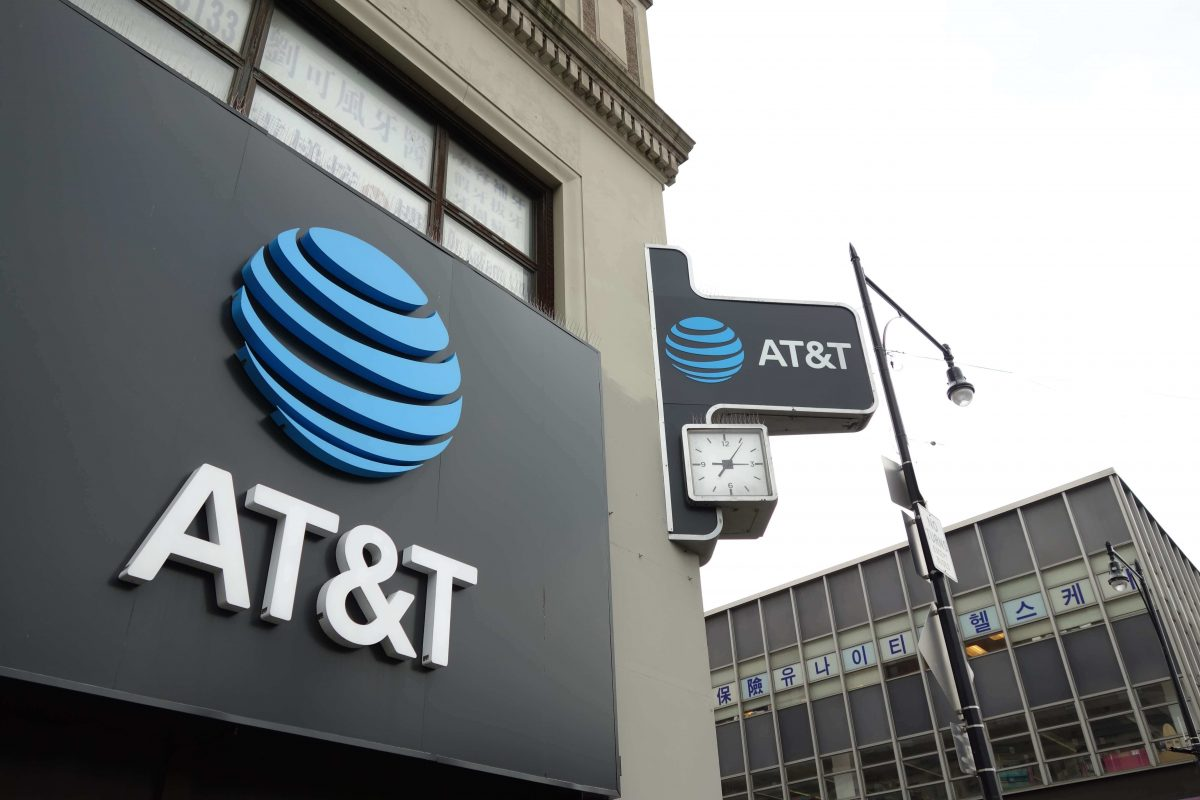 AT&T (NYSE T) first mobile carrier to accept cryptocurrency payments