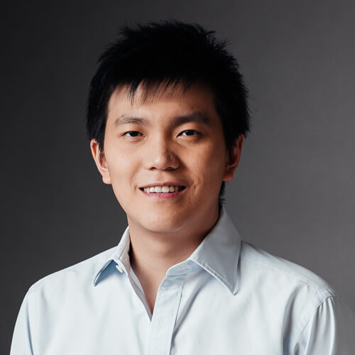 Jimmy Zhong, CEO of IOST