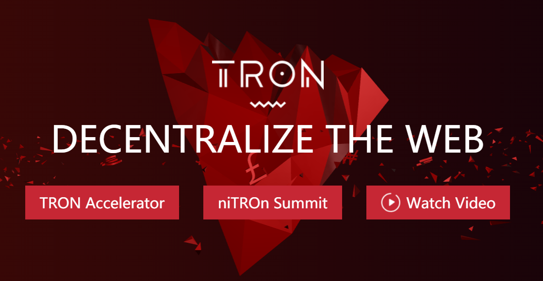 TRON's (TRX) SUN Network TestNet launch about to arrive