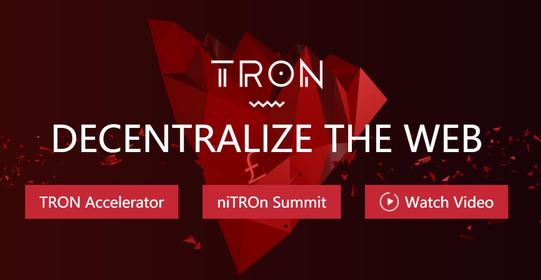 TRON's (TRX) SUN Network TestNet launch about to arrive