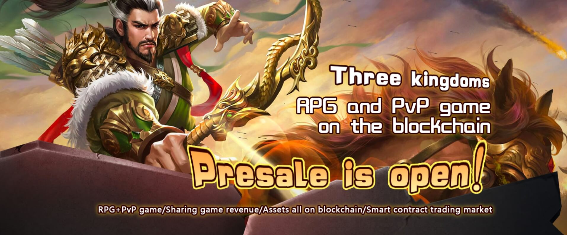 Three Kingdoms (EOS Dynasty)-dapp
