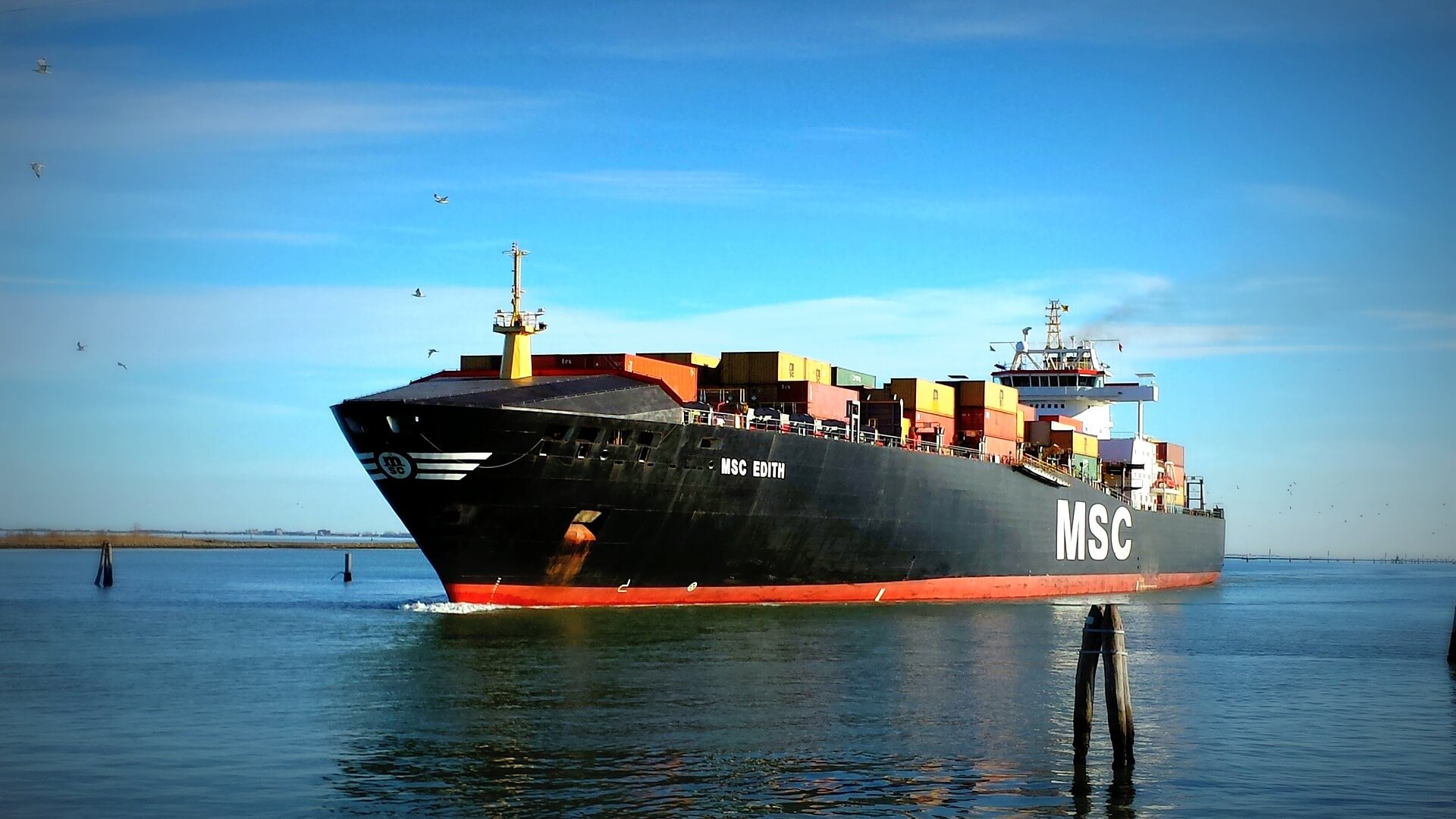 World's largest shipping companies,MSC and CMA CGM,take the leap onto IBM and Maersk blockchain solution