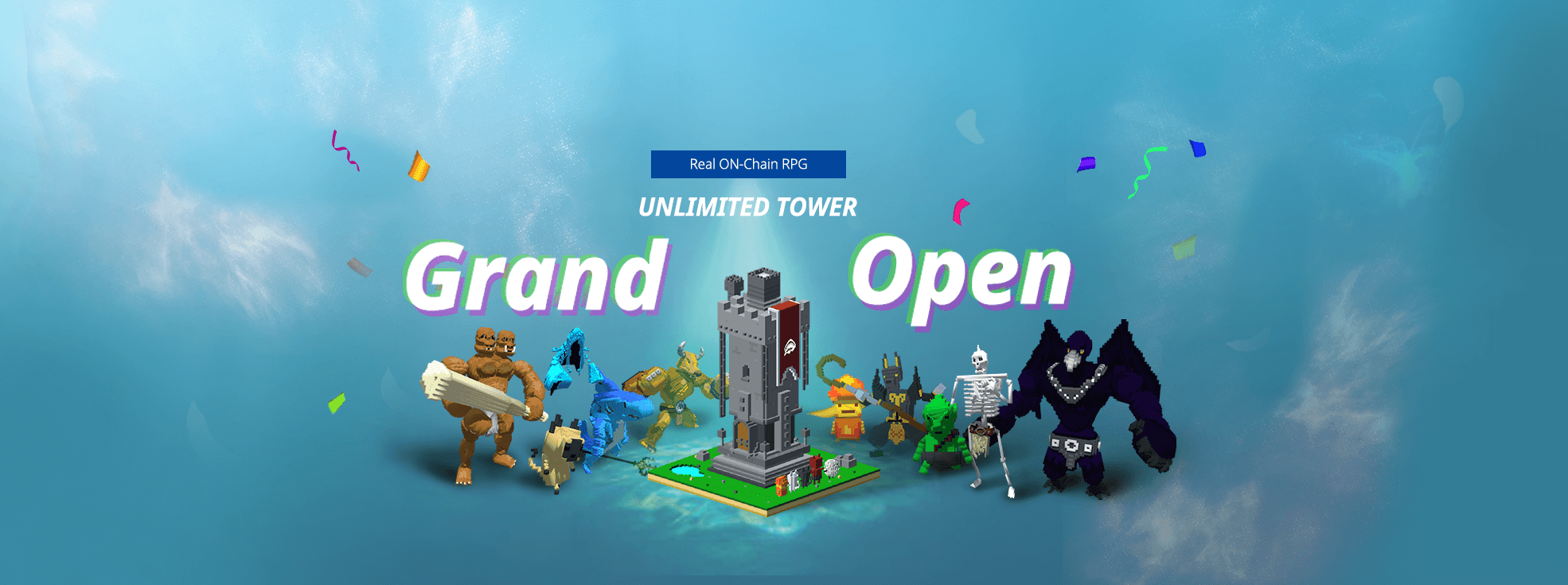 eos-dapp-Unlimited Tower