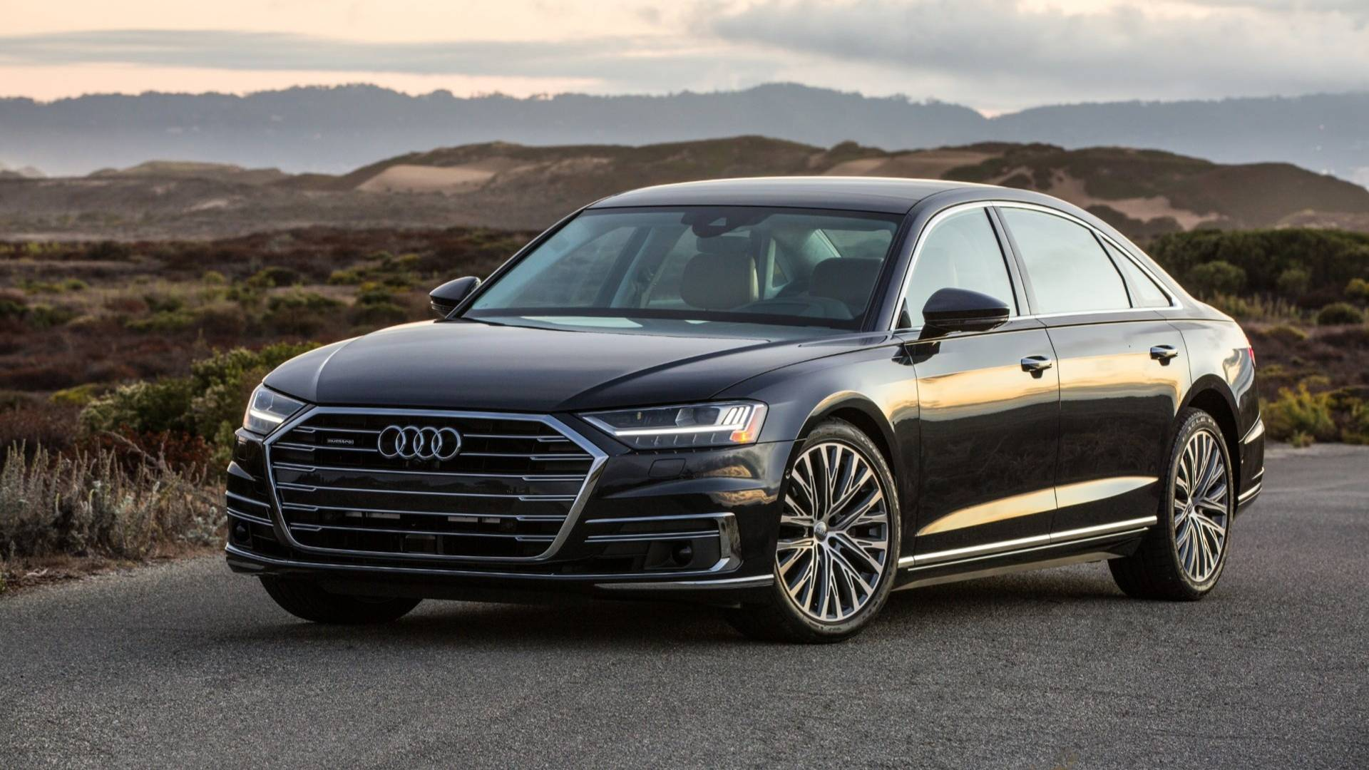 Audi Ditches Plans for an All-Electric A8 Sedan