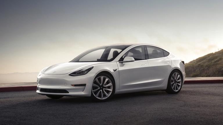 Tesla Model 3 LRRWD