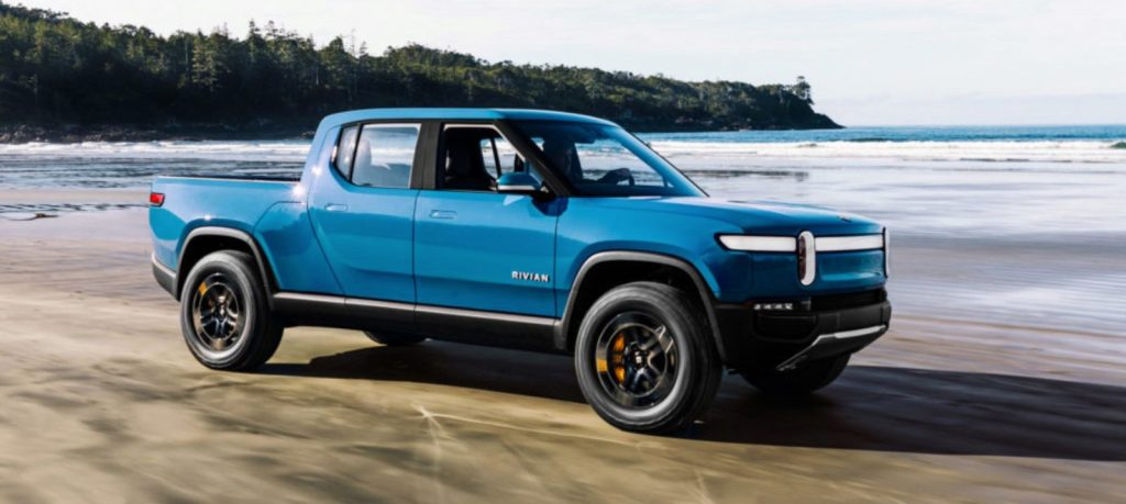 Rivian's R1T Electric Pickup Will Not Arrive Until Summer 2021