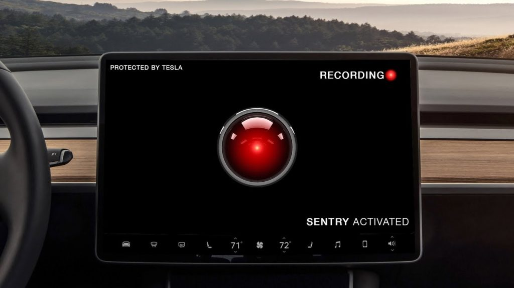 Tesla OTA 2020.12.5 Software Update Coming Soon: Watch Sentry Mode Directly