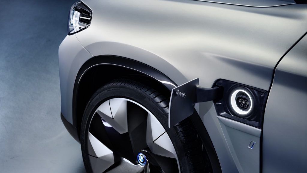 BMW Could Be Working on an Electric Version of the M5 Competition