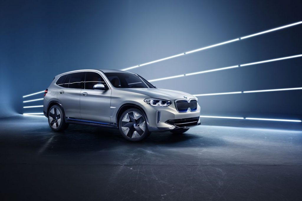 China-Bound BMW iX3 Going Into Production Soon; Multiple BMW Hybrids to Launch in the U.S. by 2022