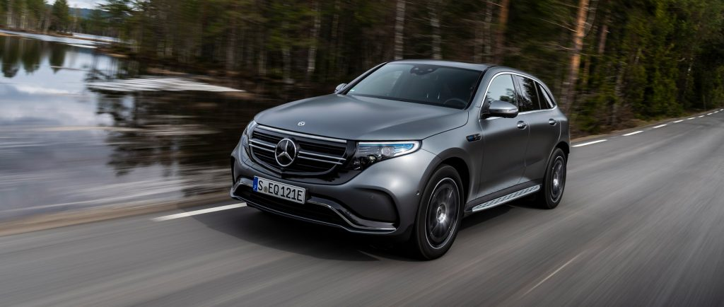 Mercedes-Benz EQC Fails to Impress as Only 700 Units Sold so Far