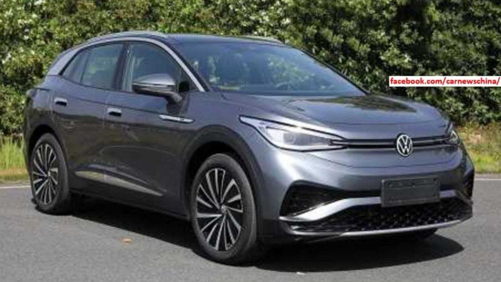 VW ID.4 Gray