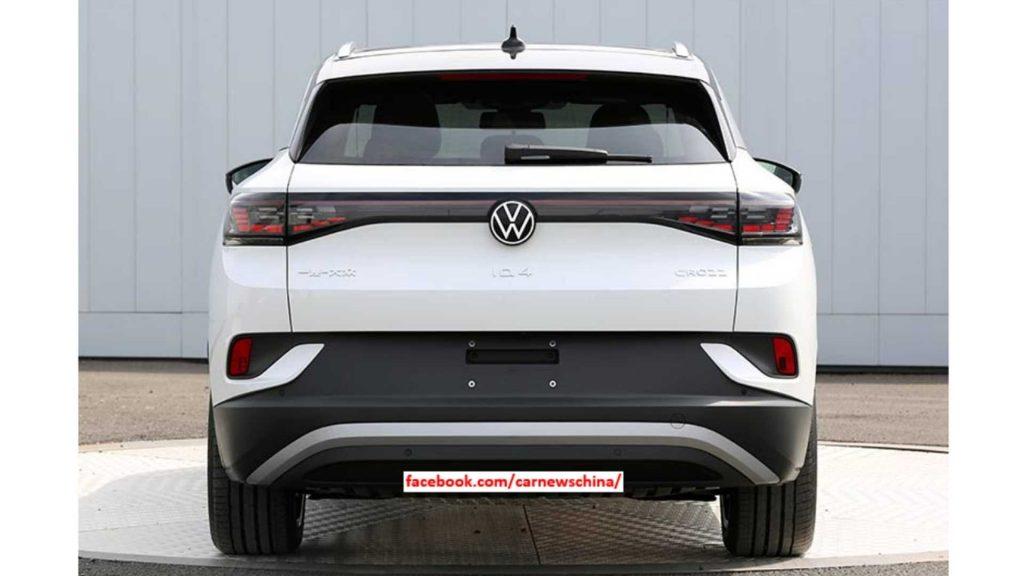 VW ID.4 Back