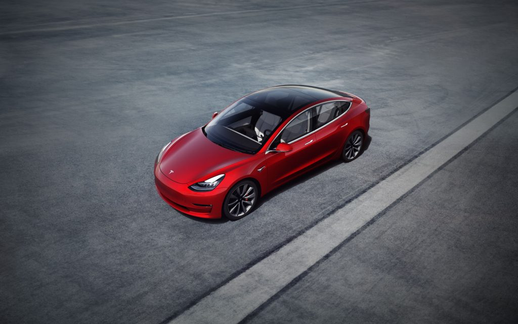 China-Made Tesla Model 3 Ranks No.1 in Quality Survey
