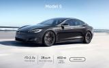 Tesla Model S - 400 miels
