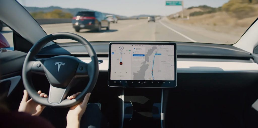 Musk Says Tesla Will Bring Full Self-Driving Subscription by Q2