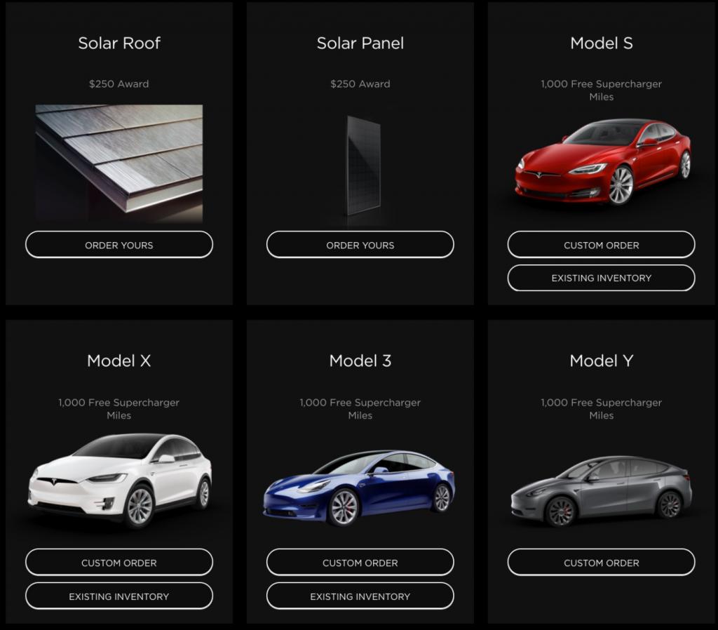 Tesla Referral - Model Y