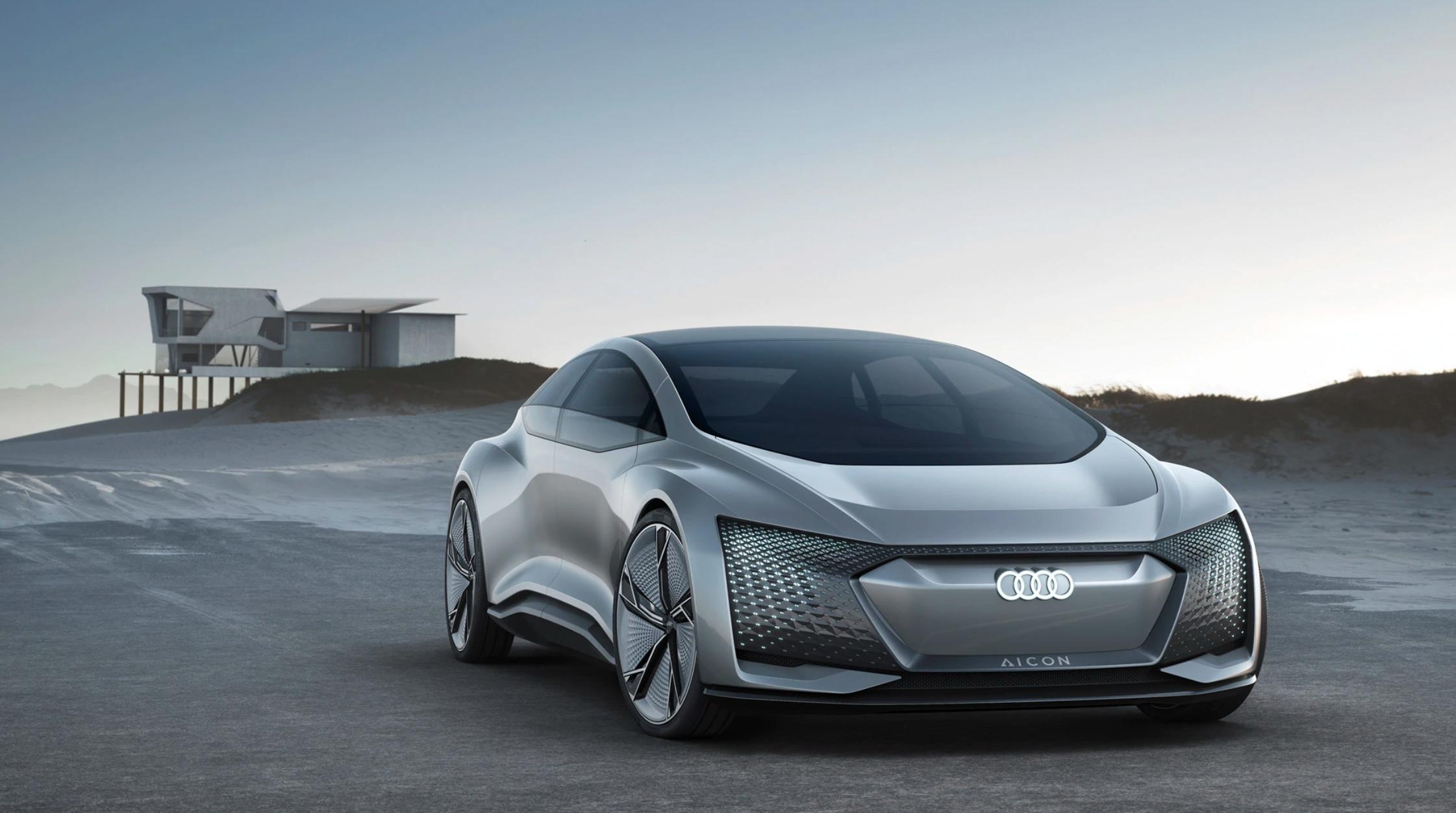 Audi Aicon e-Tron