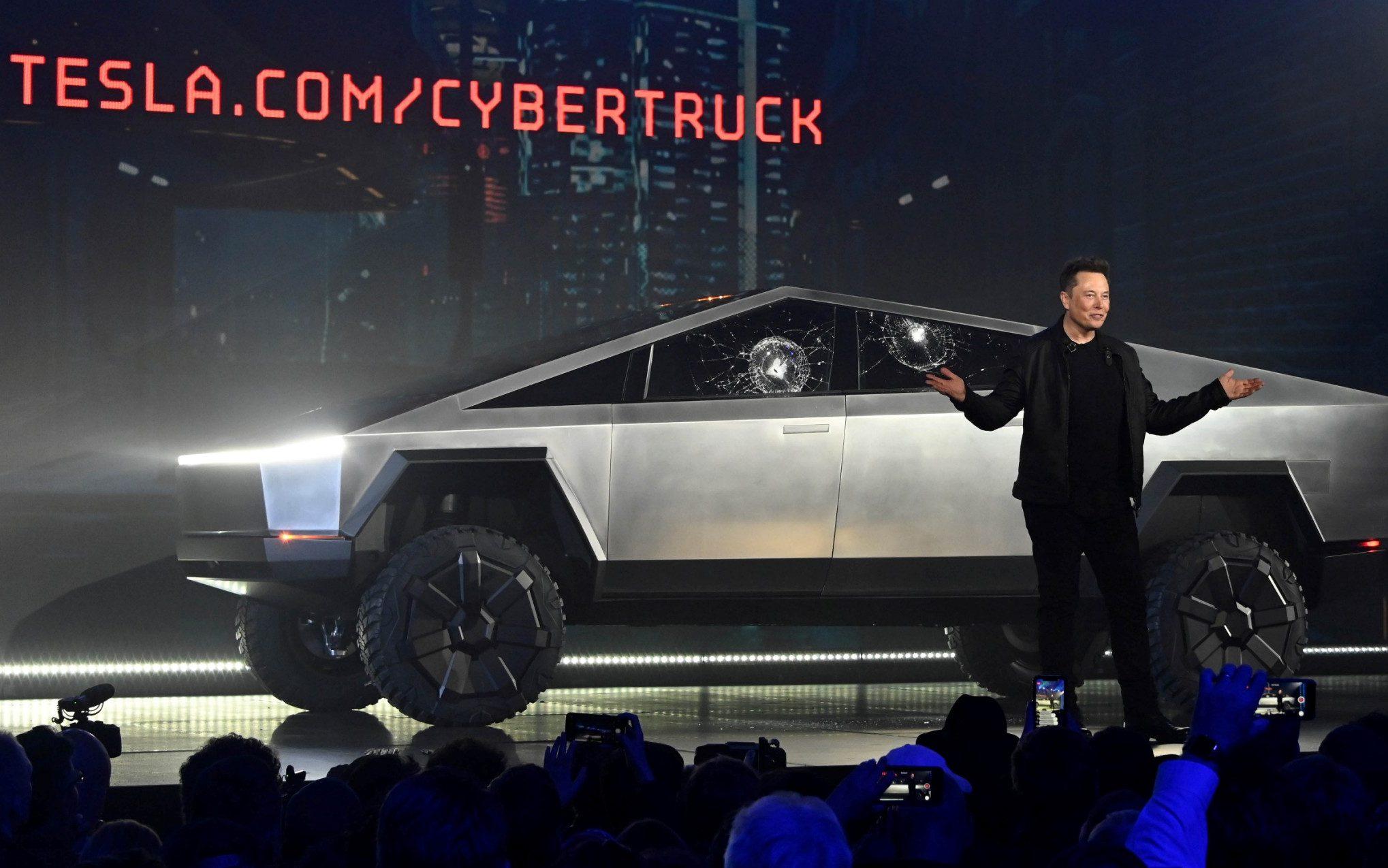 Cybertruck - Elon Musk