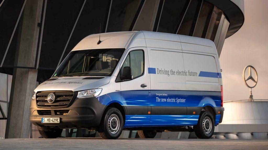 Mercedes-Benz eSprinter - Amazon