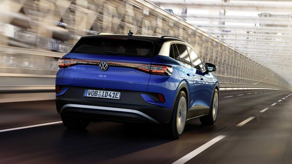 Volkswagen ID.4 - Back