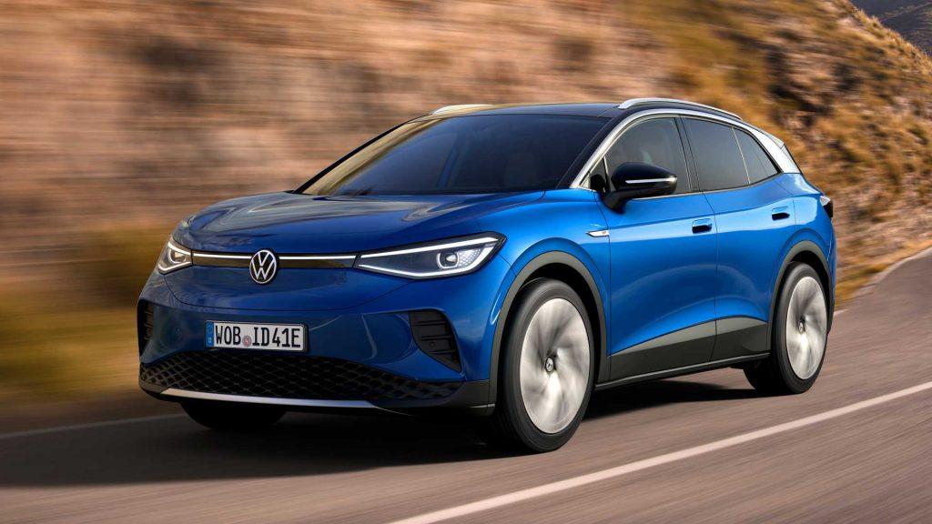 Volkswagen ID.4 - Front