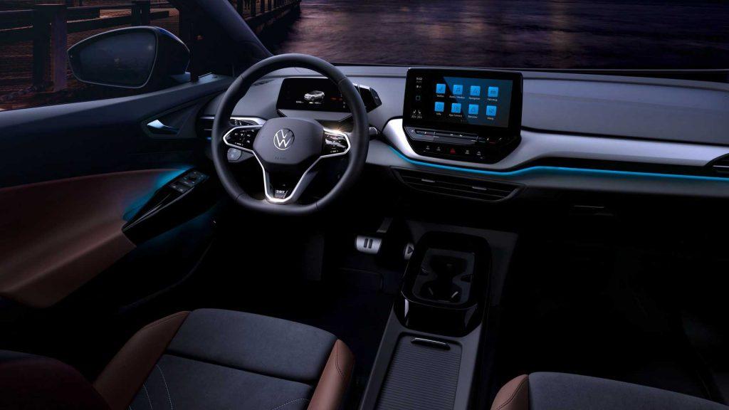Volkswagen ID.4 Interiors