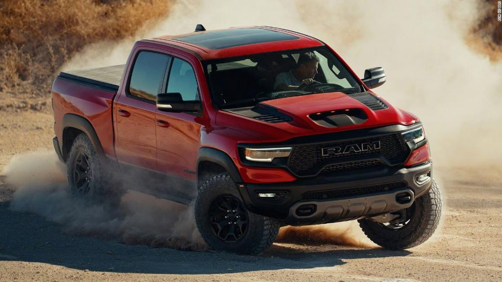 Fiat Chrysler Ram Pickup Will Have An All-Electric Version