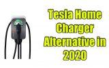 Tesla Home Charger Alternative