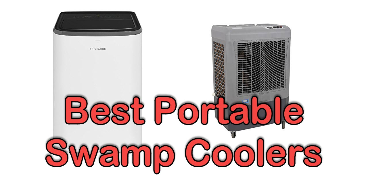 Best Portable Swamp Coolers