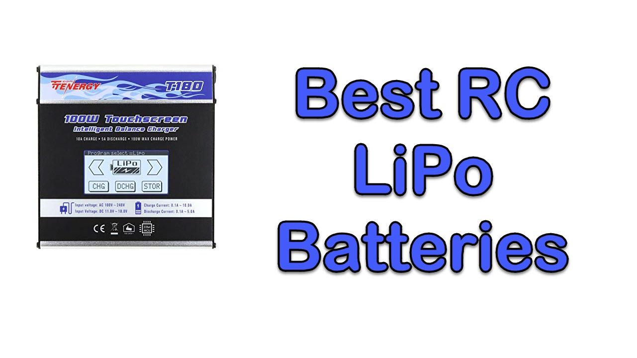 Best RC LiPo Batteries