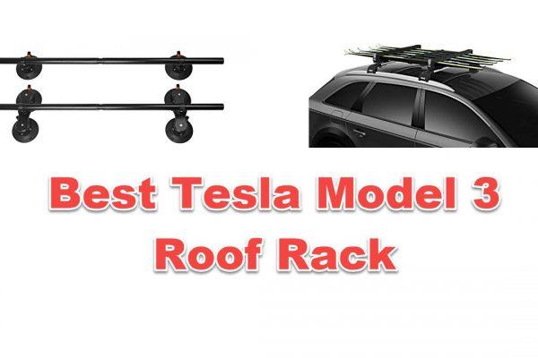 Tesla Model 3 Roof Rack