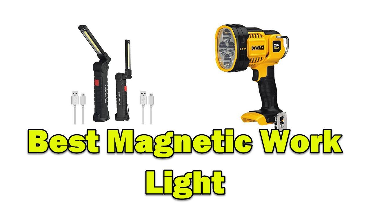 Best magnetic work light