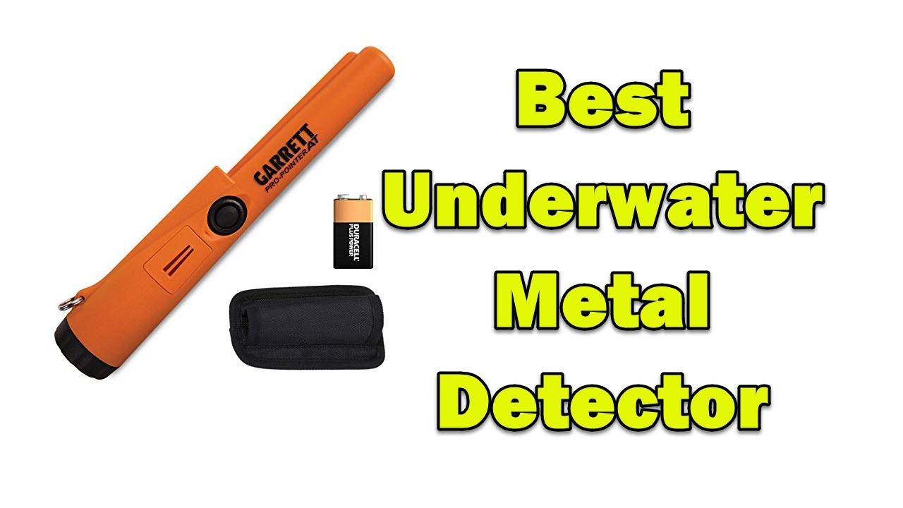Best underwater metal detector
