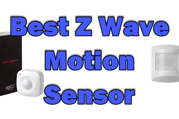 Best z wave motion sensor