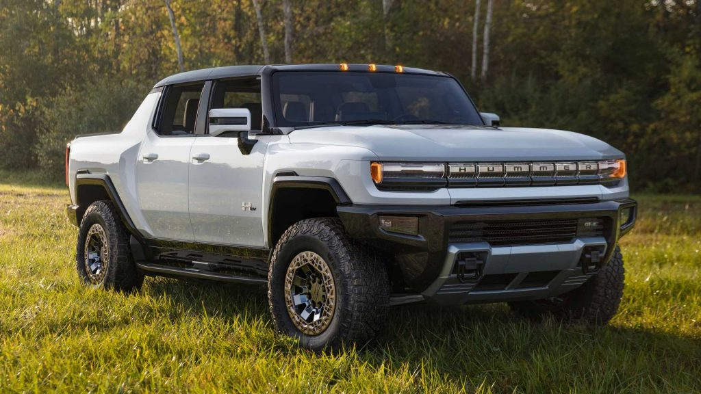 GMC Hummer EV Won't Share Parts With ICE Models