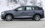 Volkswagen ID.6 Spy Photos