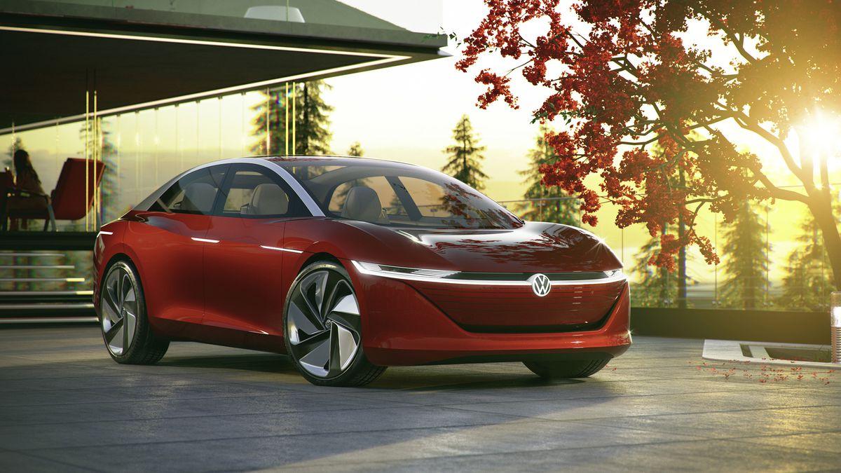 Volkswagen Vizzion Concept
