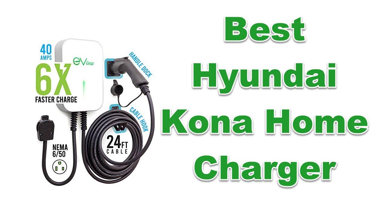 Hyundai Kona Home Charger