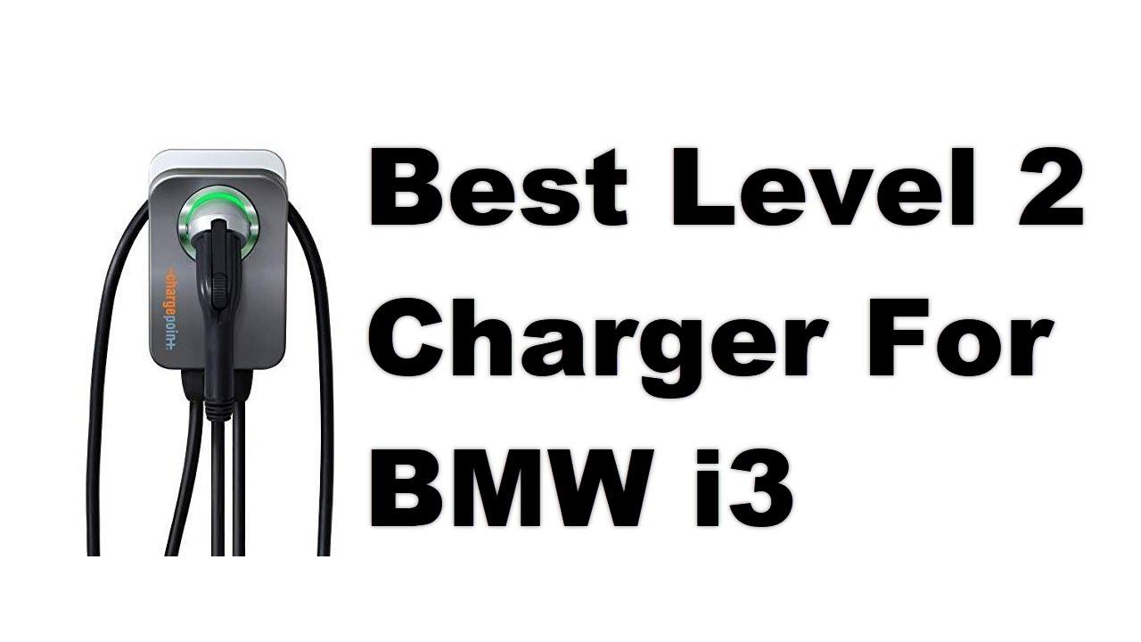 Level 2 Charger For BMW i3