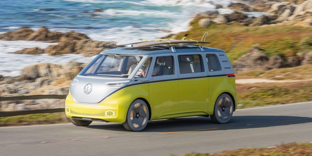 Volkswagen's ID Buzz Electric Minivan Delayed in the U.S.