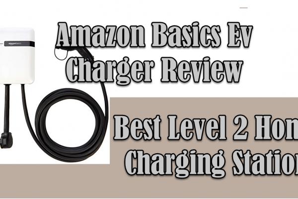 Amazon Basics Ev Charger