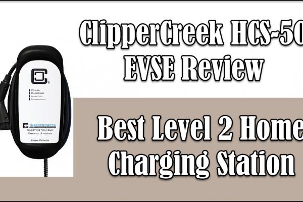 ClipperCreek HCS-50 EVSE Review