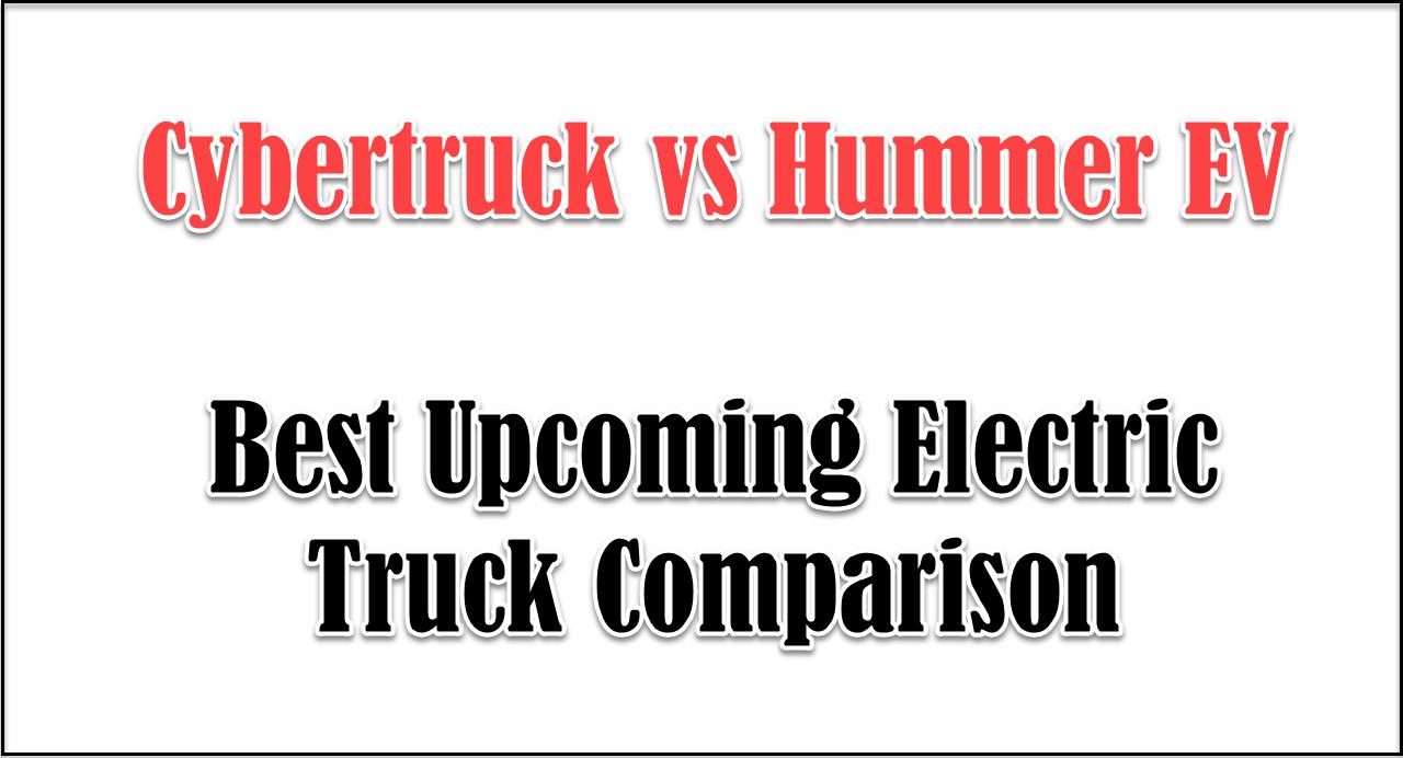 cybertruck vs hummer
