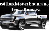 Lordstown Endurance rumors