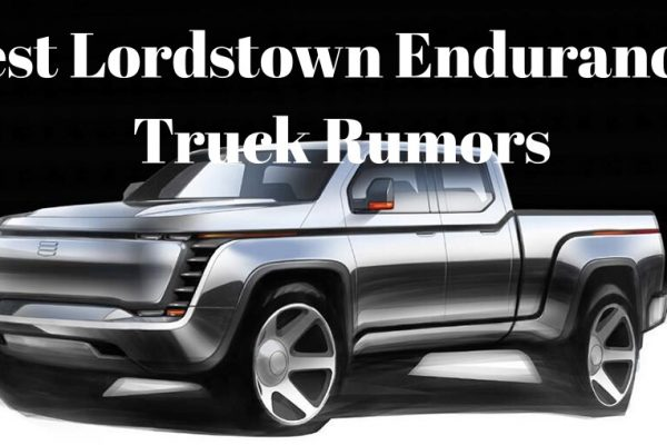 Lordstown Endurance rumors