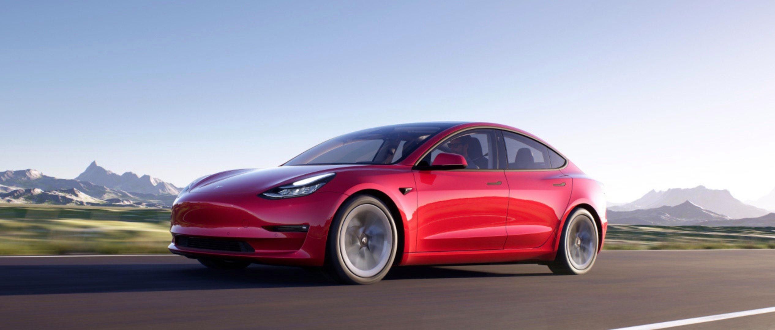 Tesla 2021 Model 3