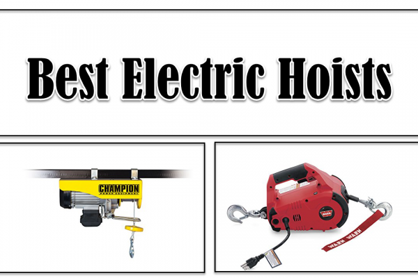 Best Electric Hoists